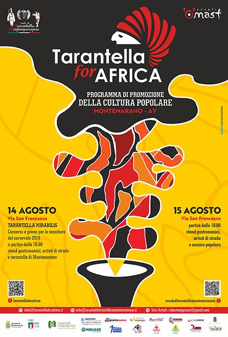 'Tarantella Mfor Africa'