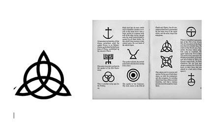 Triquetra e 'Libro dei Segni'