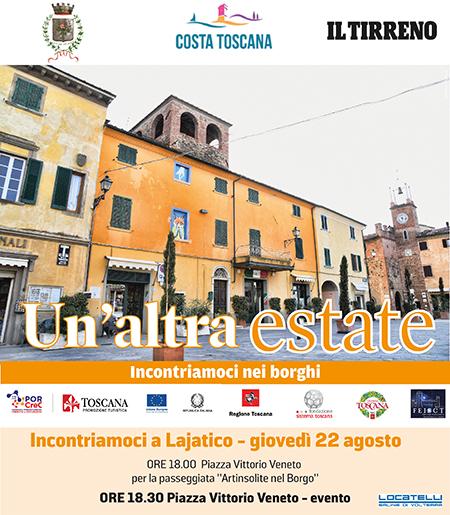 'Un'altra estate 2019' Lajatico (PI)