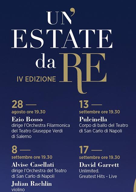 'Un'Estate da Re' - IV edizione