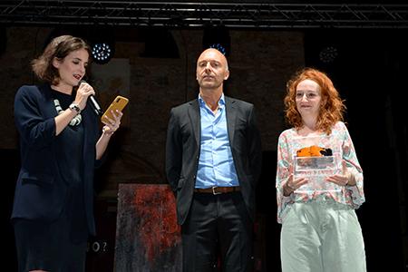 Valentina Picello Premio De Mari - ph Luigi Cerati