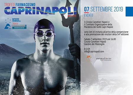54° Capri-Napoli trofeo Farmacosmo