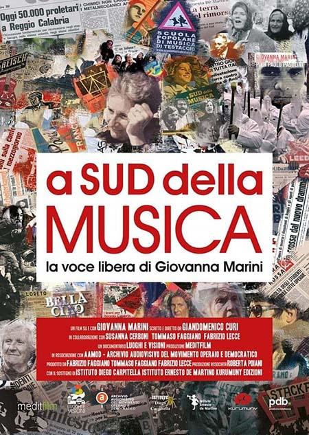 'A sud della musica - La voce libera di Giovanna Marini'