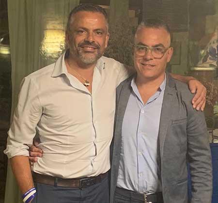 Armando Valiani e Massimo Basili