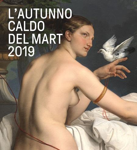 'L'Autunno caldo del MART 2019'