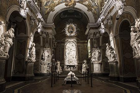 Cappella Sansevero Napoli - Ph. Marco Ghidelli