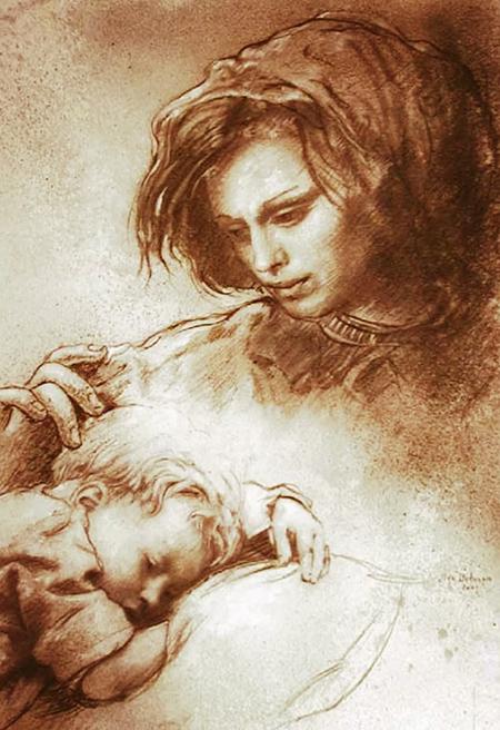 Cuore di madre, cuore di figlio