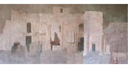 'Dal deserto alla tela. Memorie di Palmira'