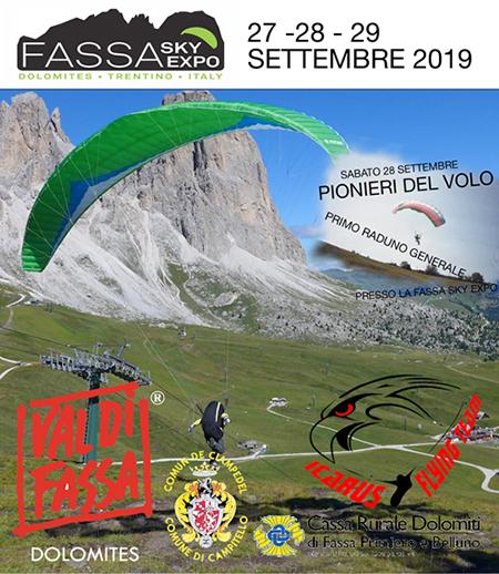 Fassa Sky Expo 2019