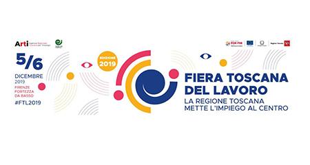 'Fiera Toscana del lavoro - La Regione Toscana mette l'impiego al Centro'