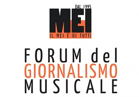'Forum del giornalismo musicale'