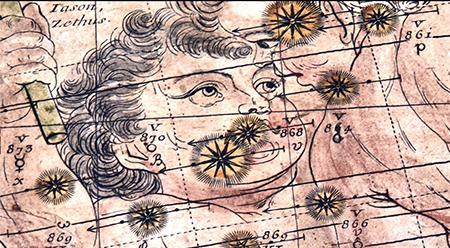 'Globi, stelle e alchimisti. Le medicine del firmamento'
