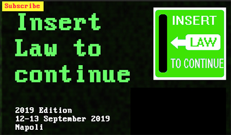 'Insert Law to Continue'