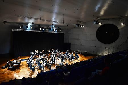 'La meglio gioventù' all'Auditorium Niemeyer - ph Pino Izzo