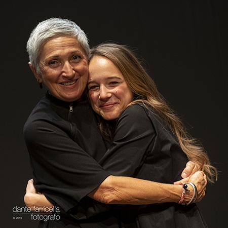 Maria Paiato e Marina Occhionero ph Dante Farricella