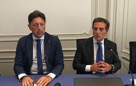 Mario Michelino e Vincenzo Moretta