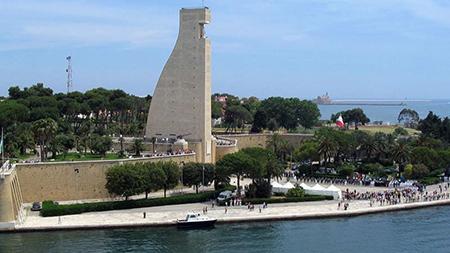 Monumento Nazionale al Marinaio d'Italia di Brindisi