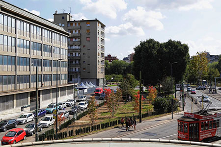 Piazzale Accursio Area Cani seMiniAmo