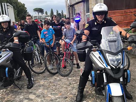 Pomigliano d'Arco bike