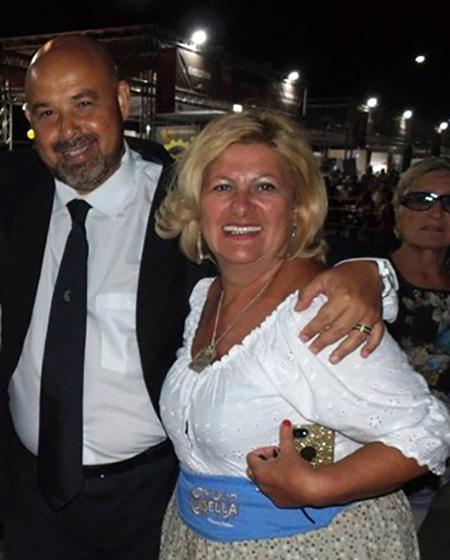 Rosario Lopa e Luisa La Matta