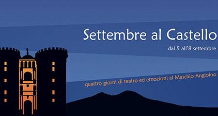 'Settembre al Castello 2019'