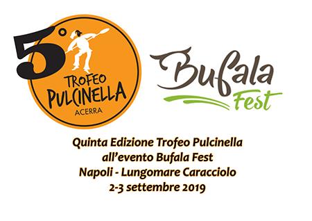 Trofeo Pulcinella al Bufala Fest
