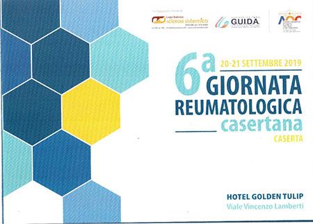 VI Giornata Reumatologica Casertana