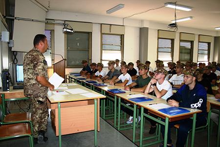 Volontari Esercito Italiano