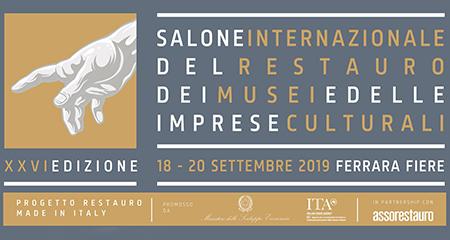XXVI edizione del Salone Internazionale del Restauro