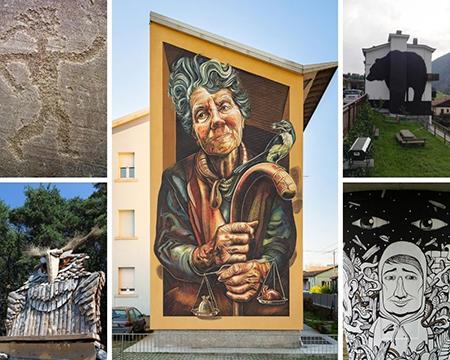 Brescia, tra wall painting e street art