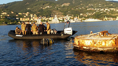 Consubin La Spezia - ph Marina Militare