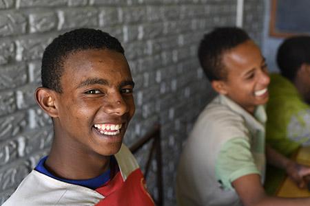 Don Bosco Children Addis Abeba