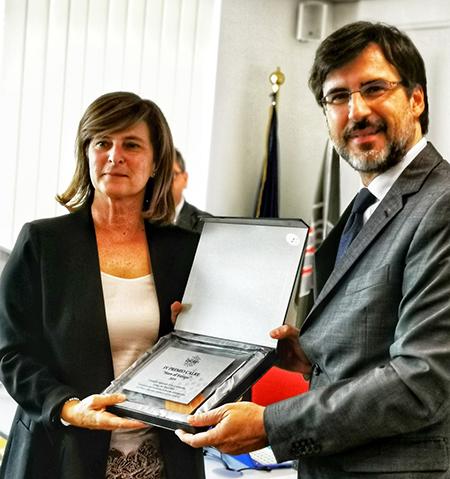 Donatella Porzi e Carlo Borghetti