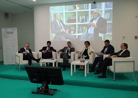 La formazione delle imprese: un hub per il futuro'