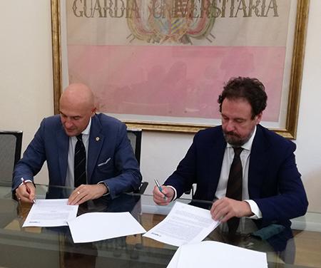 Francesco Frati e Roberto Negrini e