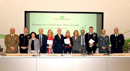Garante regionale Lombardia per la tutela delle vittime di reato