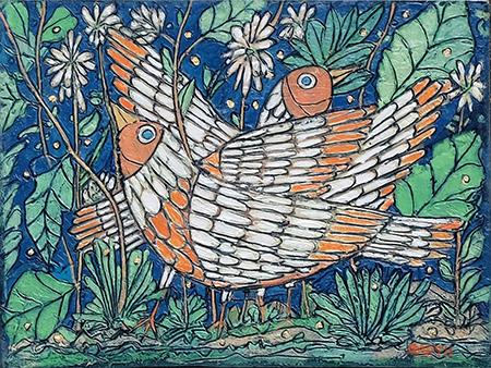 'Il Giardino delle Meraviglie. Opere dell'artista Garth Speight'
