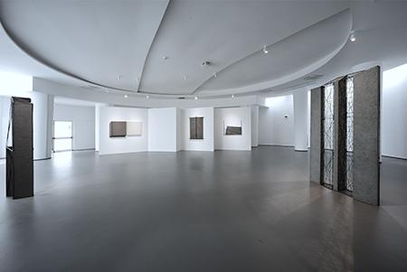 Giuseppe Uncini / Termoli 2019, installation view al MACTE, ph Gino di Paolo