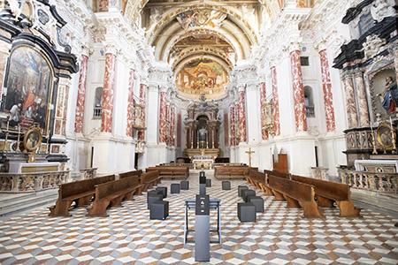 'Infinitum' alla Chiesa della Missione di Mondovì (CN)