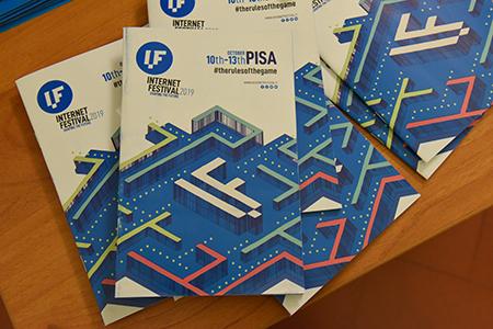Internet Festival di Pisa 2019