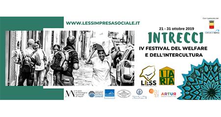 Intrecci Festival del Welfare e dell'Intercultura
