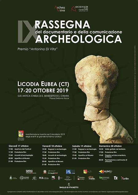 IX Rassegna del Documentario e della Comunicazione Archeologica