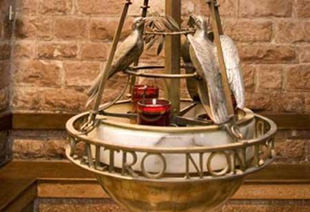 Lampada San Francesco