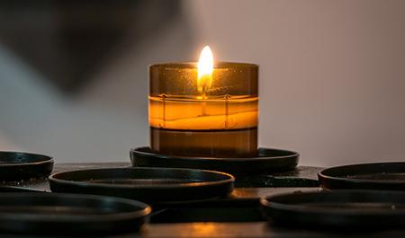 luci votive