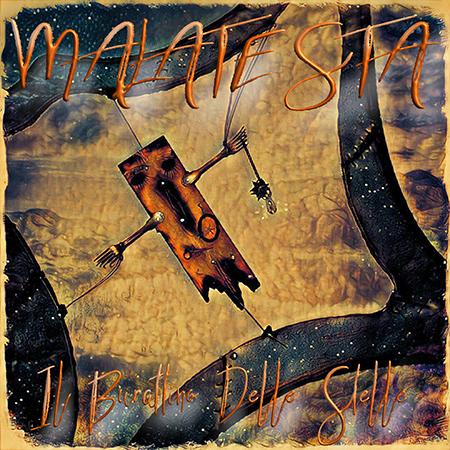 'Il burattino delle stelle' di Marco Malatesta