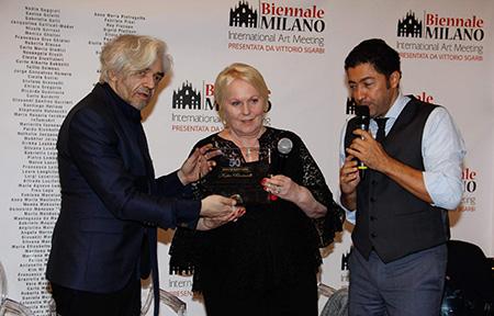 Morgan, Katia Ricciarelli e Salvo Nugnes