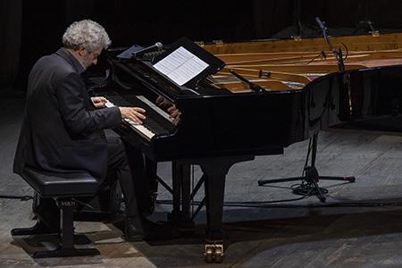 Nicola Piovani - ph Francesco Prandoni