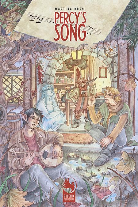'Percy's song' di Martina Rossi