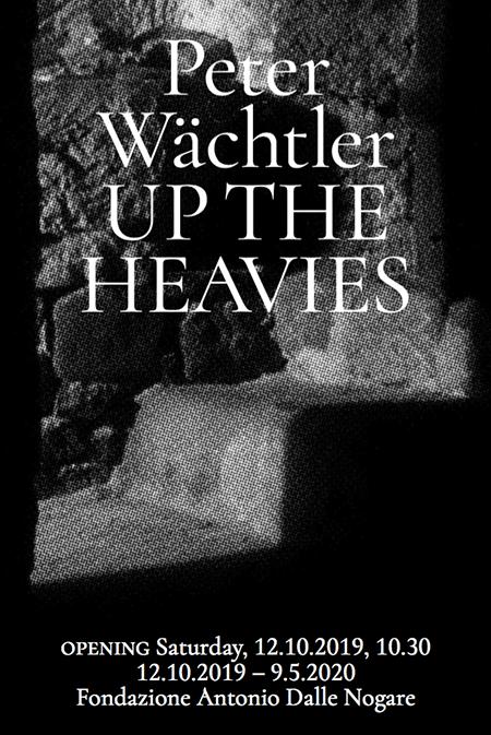 Peter Wächtler - 'Up the heavies'