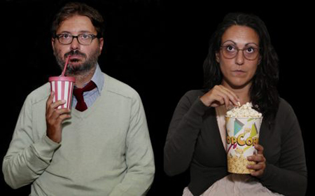'Pop corn' - Roberto Ingenito e Laura Pagliara